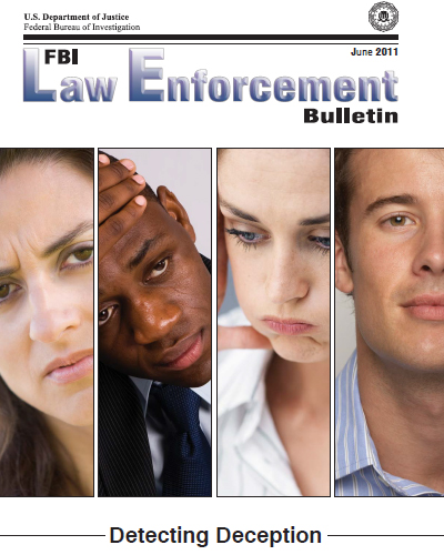 Fbi Law Enforcement Bulletin, June 2011;... by Matsumoto, David
