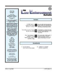 Fbi Law Enforcement Bulletin : June 2006... by Cameron, Stuart