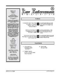 Fbi Law Enforcement Bulletin : March 200... by Pinnizzoto, Anthony