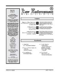 Fbi Law Enforcement Bulletin : May 2003;... by Raffel, Robert