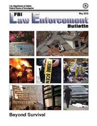 Fbi Law Enforcement Bulletin, May 2009; ... by Feemster, Samuel