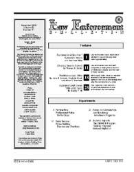 Fbi Law Enforcement Bulletin : November ... by Simons, Andre