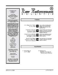Fbi Law Enforcement Bulletin : November ... by Regini, Chuck