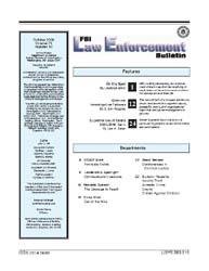 Fbi Law Enforcement Bulletin : October 2... by Miller, Laurence