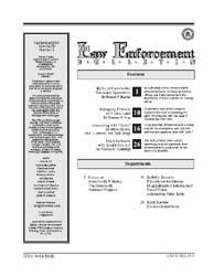 Fbi Law Enforcement Bulletin : September... by Becker, Ronald