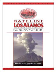 Dateline : Los Alamos; February 2001 Volume February 2001 by Coonley, Meredith