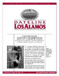 Dateline : Los Alamos; April 1998 Volume April 1998 by Coonley, Meredith