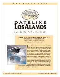 Dateline : Los Alamos; May 2000 Volume May 2000 by Coonley, Meredith
