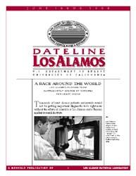 Dateline : Los Alamos; June 1998 Volume June 1998 by Coonley, Meredith