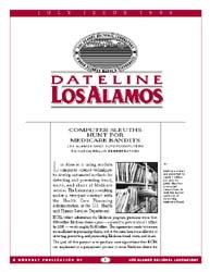 Dateline : Los Alamos; July 1996 Volume July 1996 by Coonley, Meredith