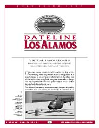 Dateline : Los Alamos; July 1997 Volume July 1997 by Coonley, Meredith