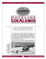 Dateline : Los Alamos; July 1997 Volume July 1997 by Coonley, Meredith