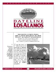 Dateline : Los Alamos; August 1996 Volume August 1996 by Coonley, Meredith