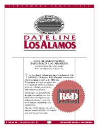 Dateline : Los Alamos; September 1996 Volume September 1996 by Coonley, Meredith