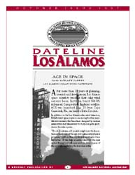 Dateline : Los Alamos; October 1997 Volume October 1997 by Coonley, Meredith