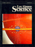 Los Alamos Science No. 13, Spring 1986 Volume 13, TOC by Necia Grant Cooper