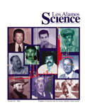 Los Alamos Science No. 23, 1995 Volume 23, Article 18 by Michael S. Yesley