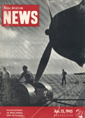 Naval Aviation News : April 15, 1945 Volume April 15, 1945 by U. S. Navy