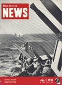 Naval Aviation News : April 1, 1945 Volume April 1, 1945 by U. S. Navy