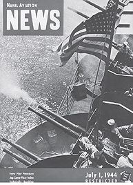 Naval Aivation News : July 1, 1944 Volume July 1, 1944 by U. S. Navy