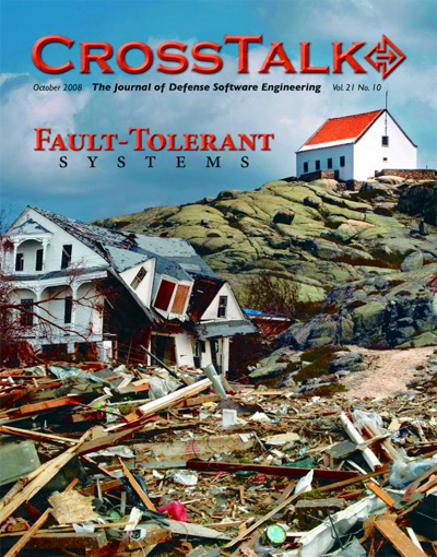 Crosstalk : The Journal of Defense Softw... by Johnstun, Kase