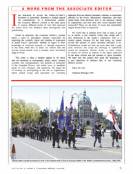 Canadian Military Journal; Winter 2008 Volume 9, Issue 4 by Bashow, Dave