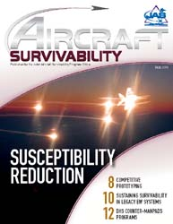 Aircraft Survivability Journal : Fall 20... Volume Fall 2010 by Lindell, Dennis
