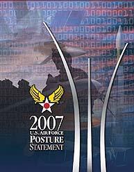 Usaf Posture Statement : 2007 by Wynne, Michael W.