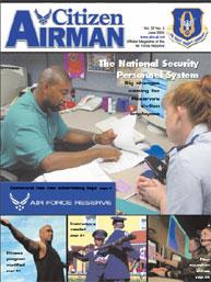 Citizen Airman Magazine; June 2005 Volume 57, Issue 3 by Tyler, Cliff