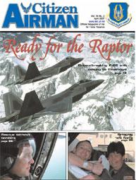 Citizen Airman Magazine; April 2007 Volume 59, Issue 2 by Tyler, Cliff