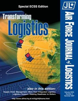 Air Force Journal of Logistics : 2006 Volume 31, Issue 2 by Rainey, James C.