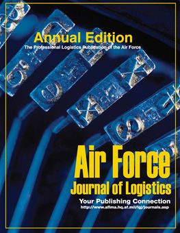 Air Force Journal of Logistics : 2009 Volume 2009 Annual by Rainey, James C.