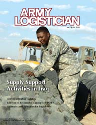 Army Logistician; May-June 2008 Volume 40, Issue 3 by Paulus, Robert D.