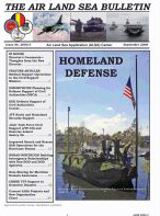 Air Land Sea Bulletin : September 2006 Volume Issue 3 by Waggener, Bea
