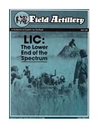 The Field Artillery Journal : April 1991 Volume April 1991 by Hollis, Patrecia Slayden