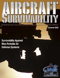 Aircraft Survivability Journal : Fall 20... Volume Fall 2006 by Lindell, Dennis