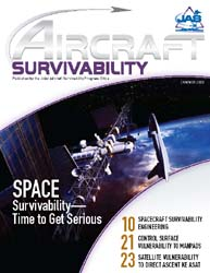 Aircraft Survivability Journal : Fall 20... Volume Fall 2007 by Lindell, Dennis