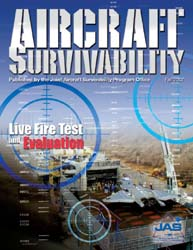 Aircraft Survivability Journal : Spring ... Volume Spring 2007 by Lindell, Dennis