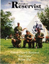 The Reservist Magazine : April 1995 by Kruska, Edward J.