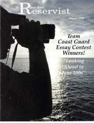 The Reservist Magazine : August 1996 by Kruska, Edward J.
