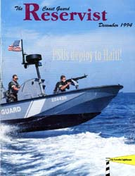 The Reservist Magazine : December 1994 by Kruska, Edward J.