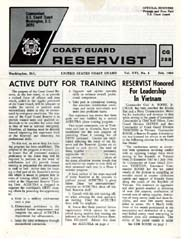 The Reservist Magazine : Volume 17, Issu... by Coast Guard, United States
