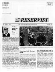 The Reservist Magazine : Volume 35, Issu... by Ruvolo, Jeff