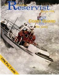 The Reservist Magazine : January 1996 by Kruska, Edward J.