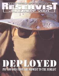 The Reservist Magazine : January 2001 by Kruska, Edward J.