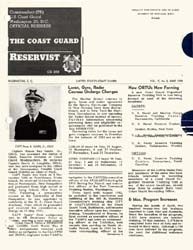 The Reservist Magazine : Volume 6, Issue... by Coast Guard, United States