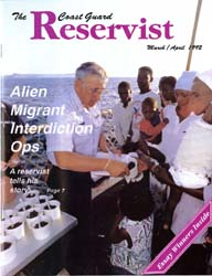 The Reservist Magazine : March-April 199... by Kruska, Edward J.