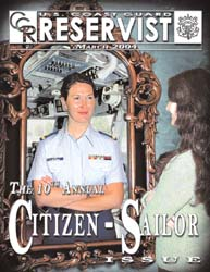 The Reservist Magazine : March 2004 by Kruska, Edward J.