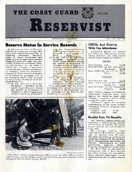 The Reservist Magazine : Volume 2, Issue... by Coast Guard, United States