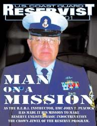 The Reservist Magazine : May 2001 by Kruska, Edward J.